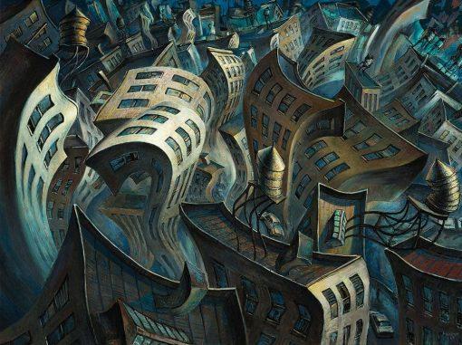 Urban Undulations I