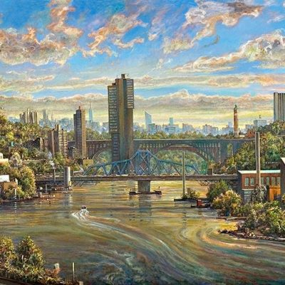 View of the Harlem River
