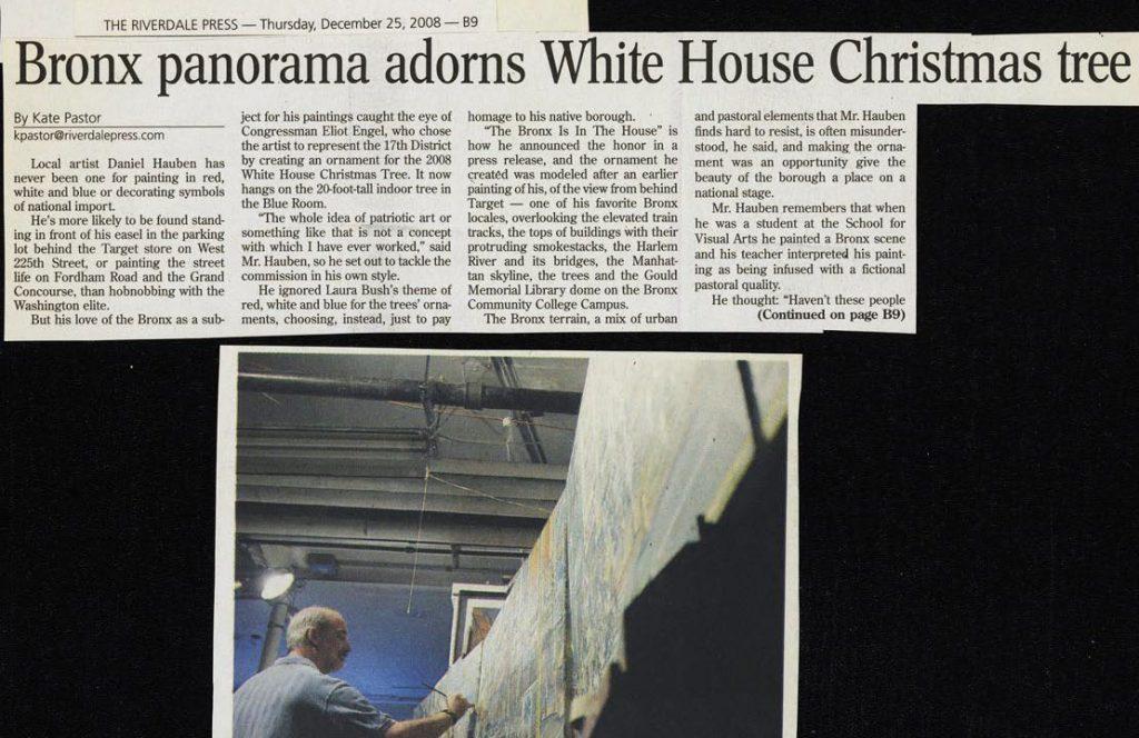 2008-1225-Riverdale-Press-White-House-Ornament