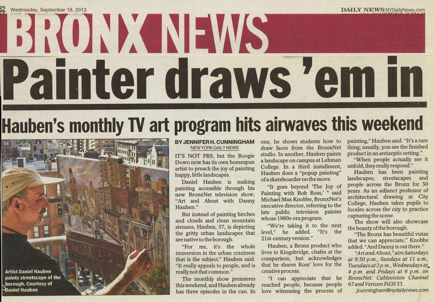 2013 0918 Bronx News